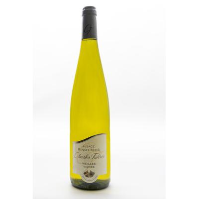 pinot gris 2018 vieille vigne