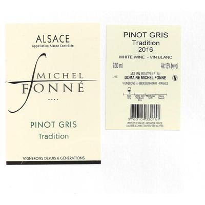 Michel Fonne Pinot Gris