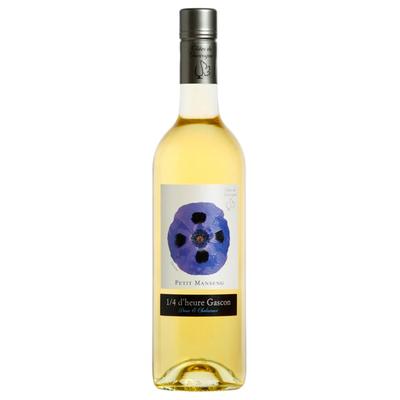 1/4 heure gascon Côtes de Gascogne blanc moelleux - Petit Manseng