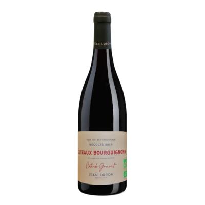 COTEAUX BOURGUIGNONS Côte de Granit- Organic Wine
