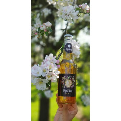 Cidre Mauret Elderflower (Le Fruité)