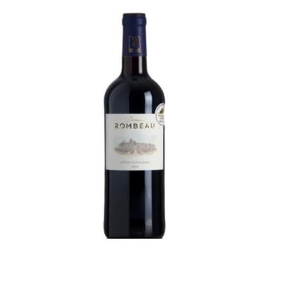 Domaine de Rombeau Côtes catalanes rouge 2020, 13%, 75CL