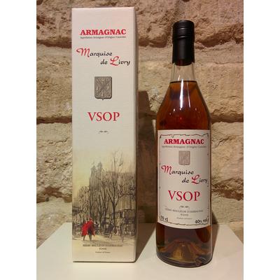 ARMAGNAC MARQUISE DE LIVRY VSOP with gift box