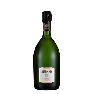 Champagne Jeeper Naturelle Extra Brut
