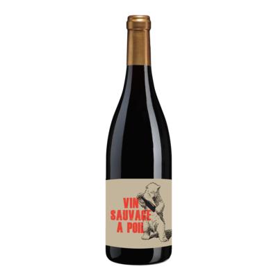 Vin Sauvage à Poil, Regnié AOP, Château de la Terrière