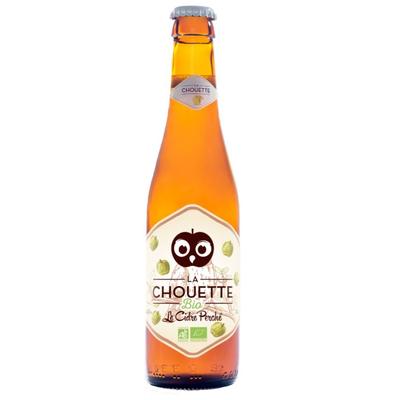 Cidre La Chouette Bio