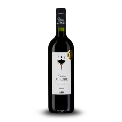 Château Aurore Organic AOP Bordeaux 2019
