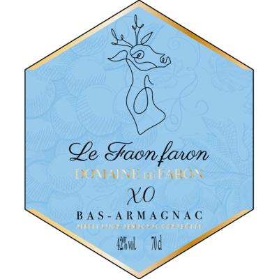 Armagnac XO Le Faon Faron