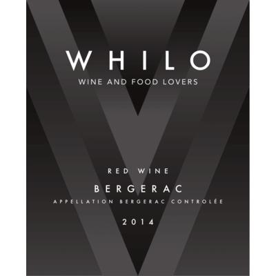 WHILO AOC red wine Bergerac