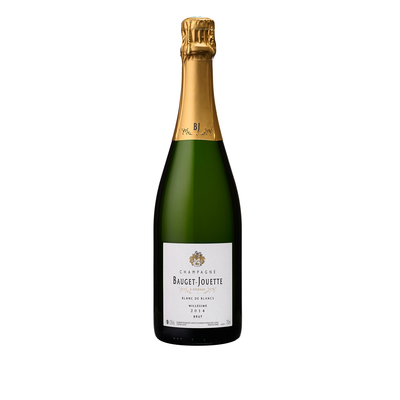 """CHAMPAGNE BAUGET-JOUETTE EPERNAY """" BLANC DE BLANCS 2014 """""""