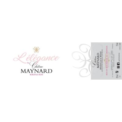 Château Maynard Rose 2020