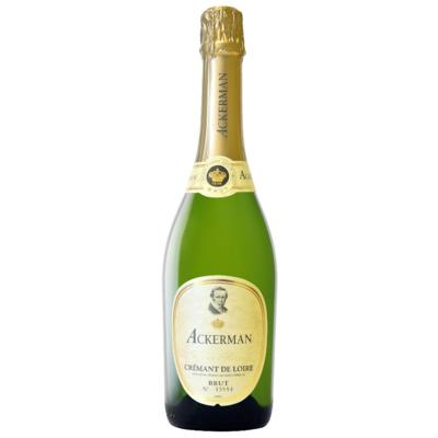 Crémant de Loire Cuvée Privée Ackerman Blanc Brut - nv