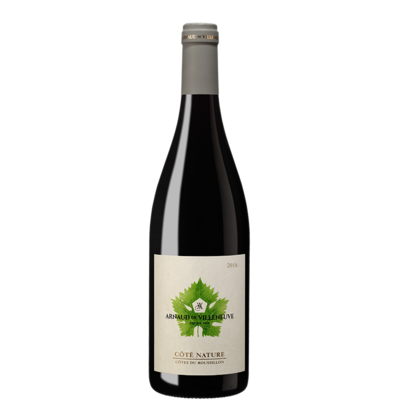 Côtes du Roussillon Rouge COTE NATURE BIO