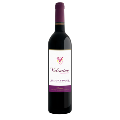 VALENTINE PAR VALENTINE 波尔多凯迪拉克红酒