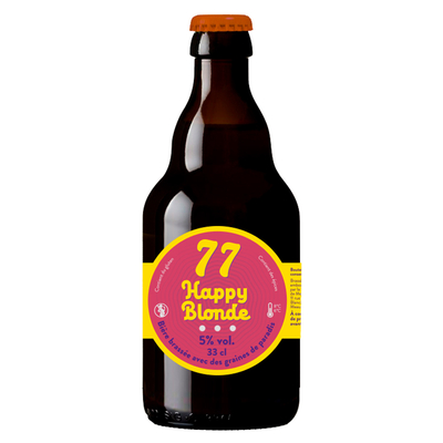 77 Happy Blonde