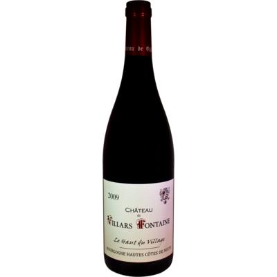 Bourgogne Hautes Côtes de Nuits - Le Haut du Village 2009
