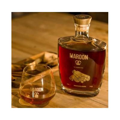 Caribbean Spice 70cL 42° - Maroon - Cinnamon Spice