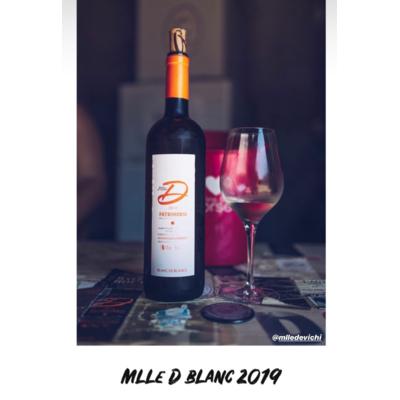 Mlle D White 2019
