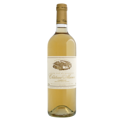 CHATEAU MANOS 凯迪拉克甜型葡萄酒