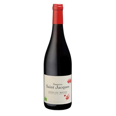 """Côtes du Rhône Biologique """"Domaine St Jacques"""" 2016"""