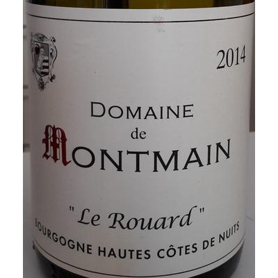 Bourgogne Hautes Côtes de Nuits - Le Rouard 2014