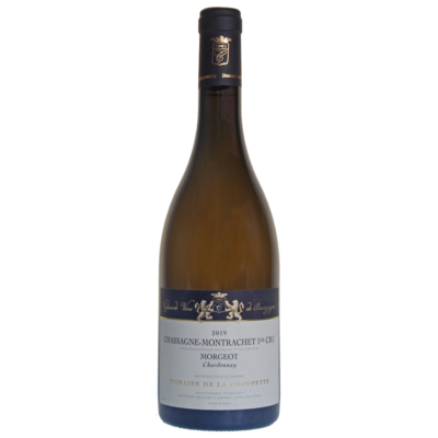 "Chassagne-Montrachet 1er Cru ""Morgeot"" White 2019"