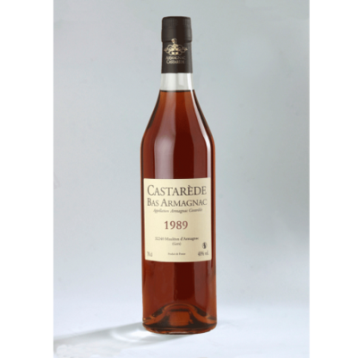 Armagnac Castarède 1989