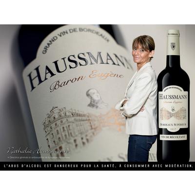 Haussmann Baron Eugène Bordeaux Supérieur 2017