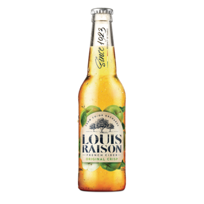 Louis Raison The French Co-op Cider