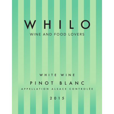 WHILO Pinot Blanc