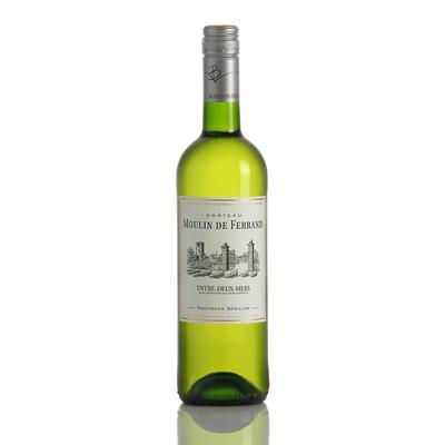 CHÂTEAU MOULIN DE FERRAND - dry white wine