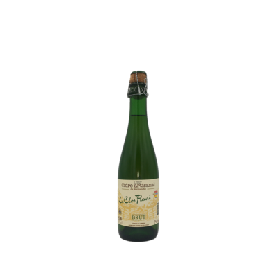 French Craft Cidre Le Clos Fleuri 37,5 cl