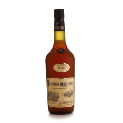 Calvados Pays d'Auge – Tradition – 15 Years.