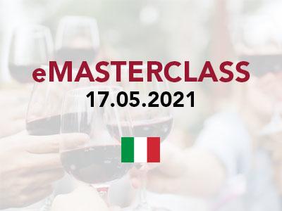 Emasterclass Italy 2021