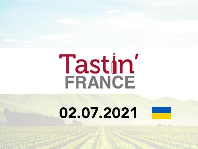 Tastin'France Ukraine 2021
