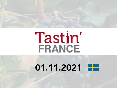 Tastin'France Suède 2021