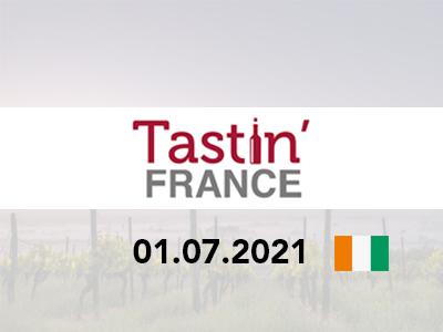 Tastin'France Ivory Coast 2021