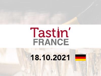 Tastin'France Allemagne – Crémants 2021