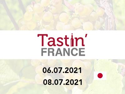 Tastin'France Japan 2021