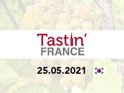 Tastin'France Korea 2021