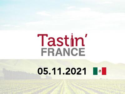 Tastin'France Mexique 2021