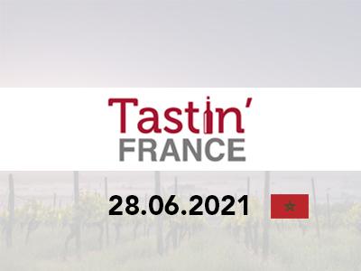 Tastin'France Morocco 2021