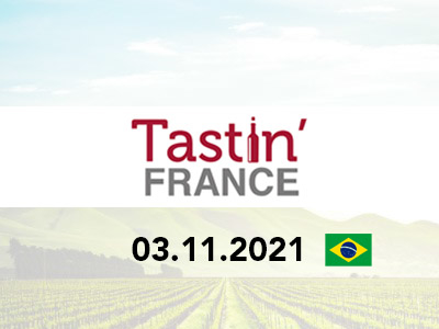 Tastin'France Brésil 2021