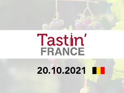 Tastin'France Belgique 2021