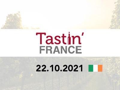 Tastin'France Irlande 2021