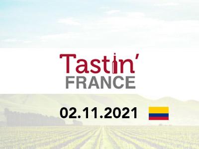 Tastin'France Colombie 2021