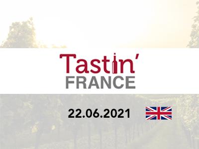 Tastin'France United Kingdom Organic / Rosé 2021