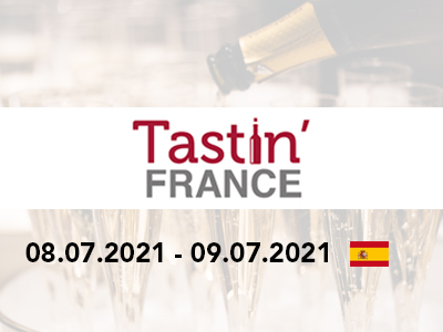 Tastin'France Espagne 2021