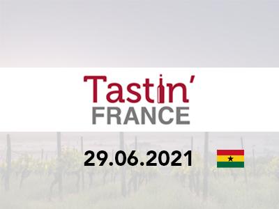 Tastin'France Ghana 2021