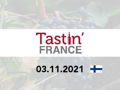 Tastin'France Finlande 2021